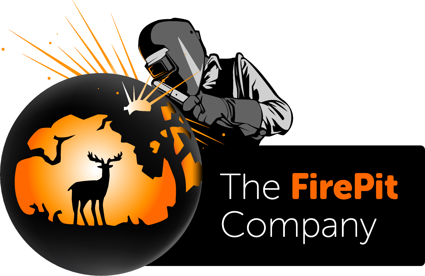 The Fire Pit Company logo