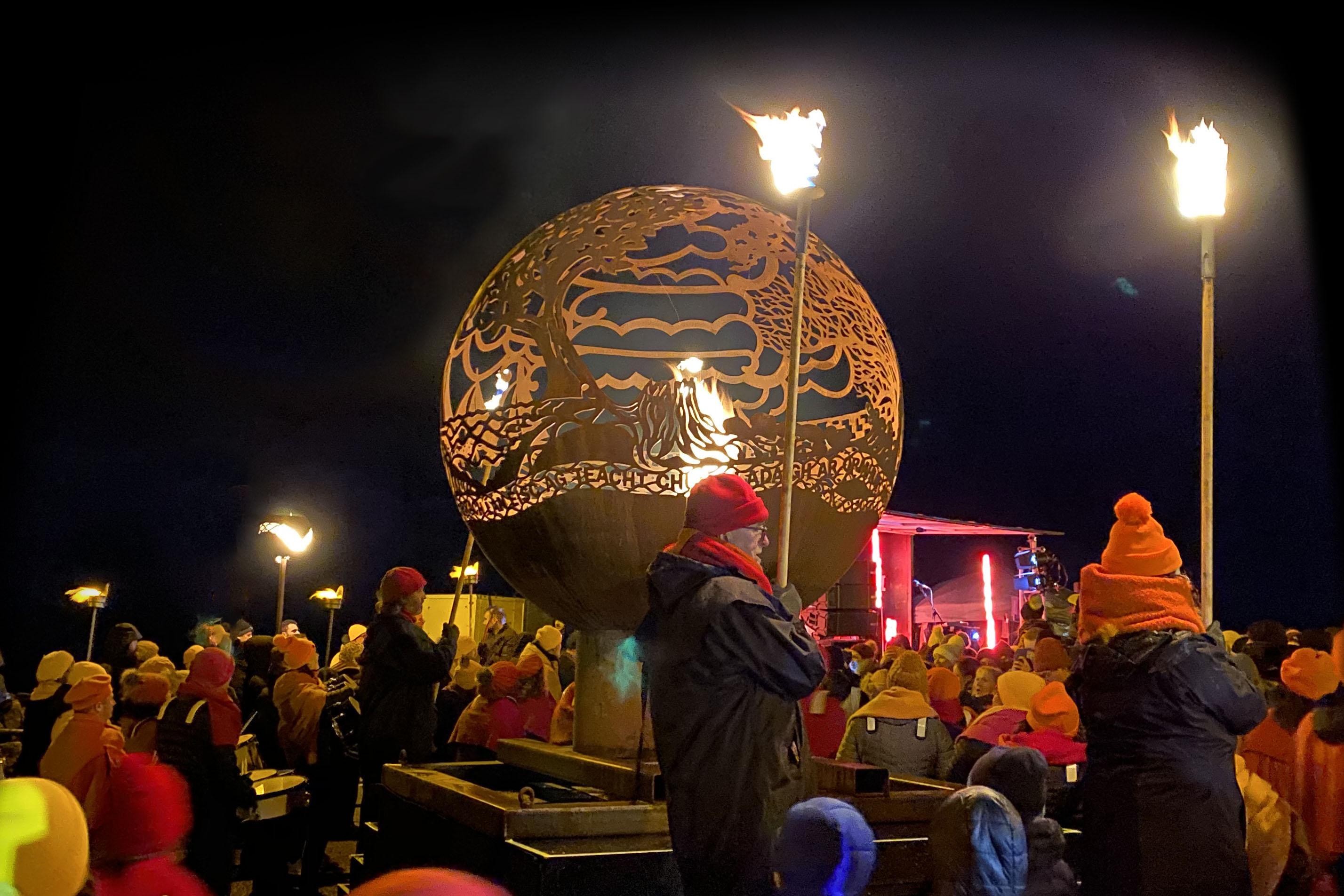 Galway Sphere 2000mm