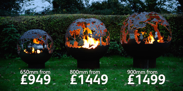 firepit pricing